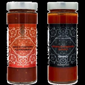 Passate e sugo / Puree and Sauces